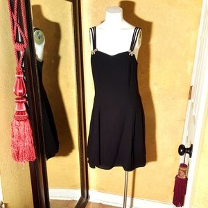 Dresses & Skirts - CDC Caren Desiree Co Cocktail black little Dress